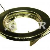 Spotlámpa keret fix réz (GFX-205-2)