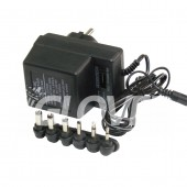 Adapter 230V 500mA DC1.5-12V