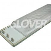 Por és páramentes lámpatest 3*36W LED PS (SY6336)
