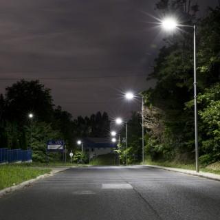 BITEP industrial park public lights