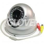 Kamera IR Dome 1/4″ SHARP 3,5-8MM 460TVL VTC-D