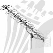 Spektrum 50 elemes UHF antenna