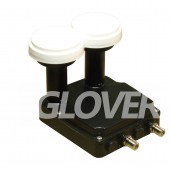 Inverto 4,3° Twin Monoblock LNB