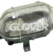 Bulkhead lamp metal grid (GHL-FR)
