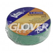 Isolating tape 20m x 18mm green (G20 GREEN)