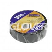Isolating tape 10m x 18mm black (G10 BLACK)