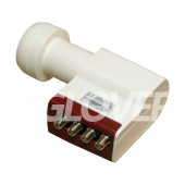 Inverto Quattro Red Extend LNB