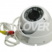 Kamera IR Dome 1/3″ SONY 3,5-8MM 600/650TVL VTC-D