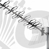 Spektrum 26 elemes UHF antenna