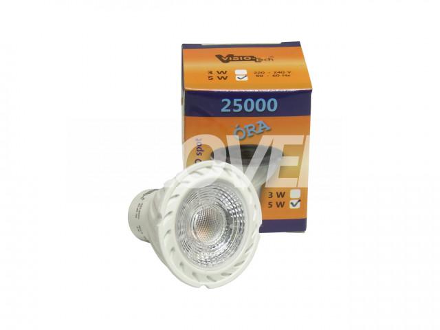 Spot 5W-os GU10-es Warm (GL2-LED-GU10-5)
