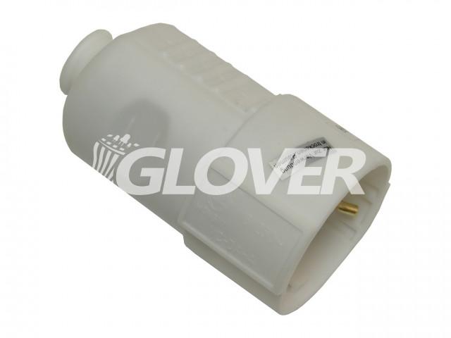 Földelt beltéri szerelhető dugalj (GLD-FA/WH)