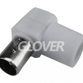Coaxial plug