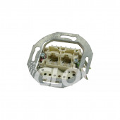Wall outlet Telephone 4/4 (4/4)