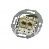 Wall outlet Telecom 8/8 (8/8)