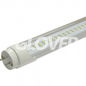LED tube light T8 10W Clear 4000-4500K +15%