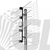Antenna nagylepke UHF GLO